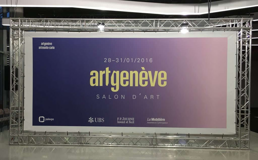 artgenève, or Why We Should Get Out More