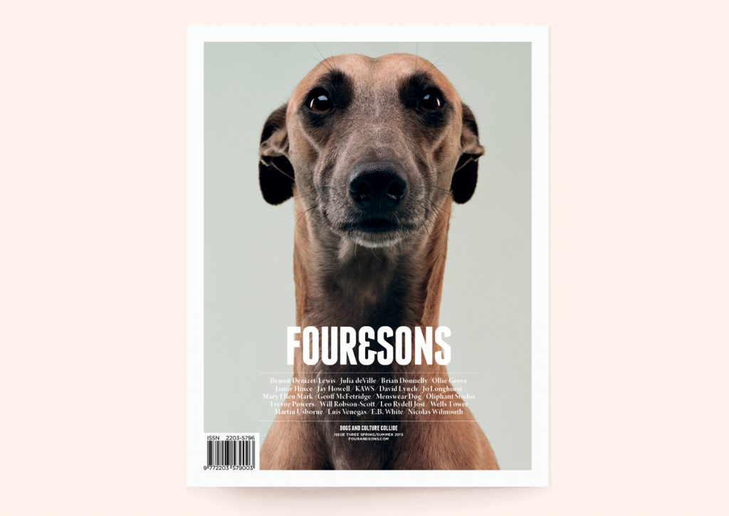 Four&Sons photo magazine