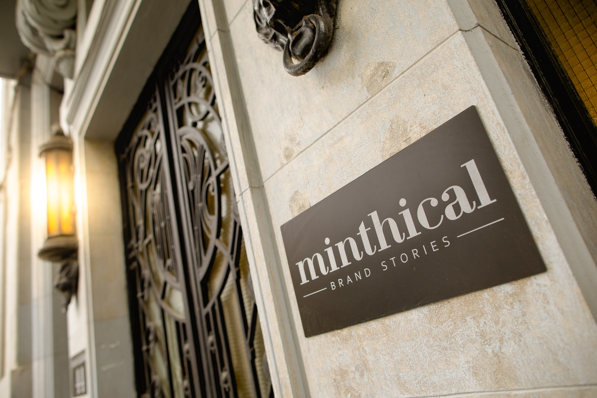 Minthical Entrance